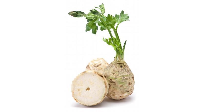 Risotto de céleri aux truffes