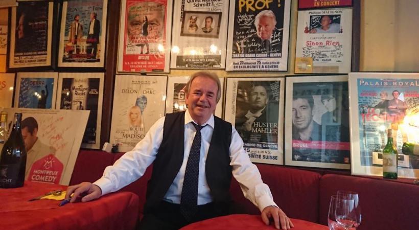 Guy Weber, le patron du Why Not, quittera son habit de scène à la fin de l'année. MP
