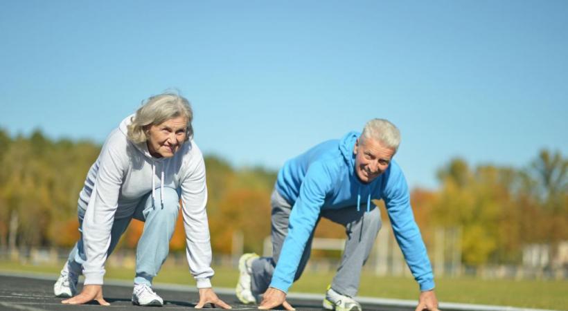 Savoir se préparer à démarrer une retraite active. 123RF/RUSLAN HUSAU