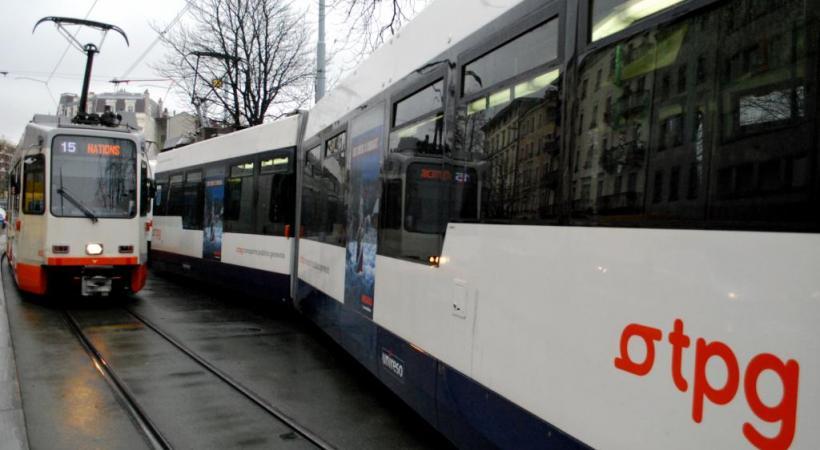 Les TPG adaptent aussi leur réseau à la baisse du nombre de passagers. DR