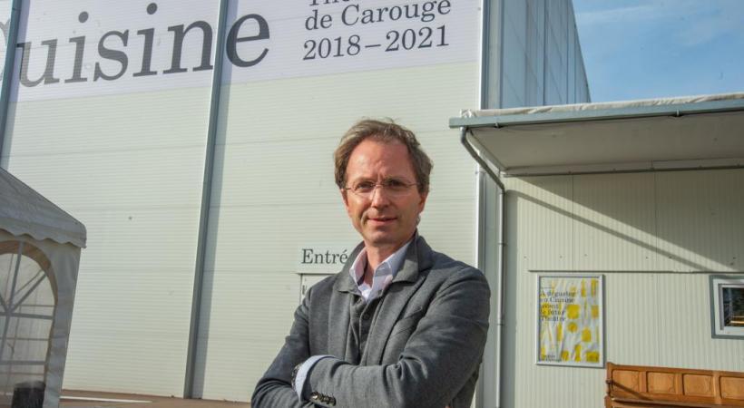 Jean Liermier: «Les artisans du spectacle sont dans une grande précarité.» STéPHANE CHOLLET