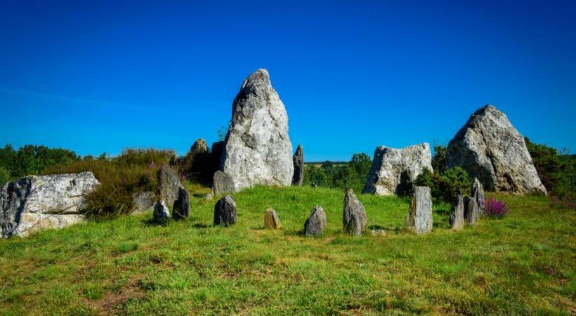 A Genève, au Liban ou en France, des mégalithes ont été érigés par l'Homme. 123RF/ERWAN GARDAN